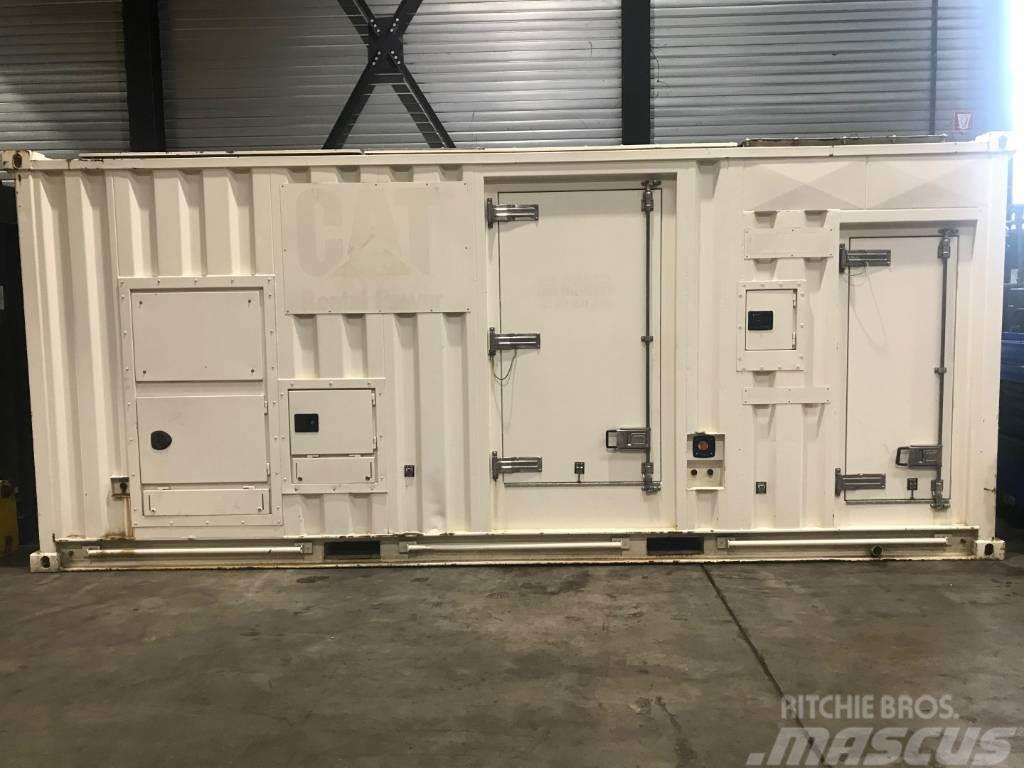 Caterpillar 3412 - Generator Set - 600 kVa - DPH 105697