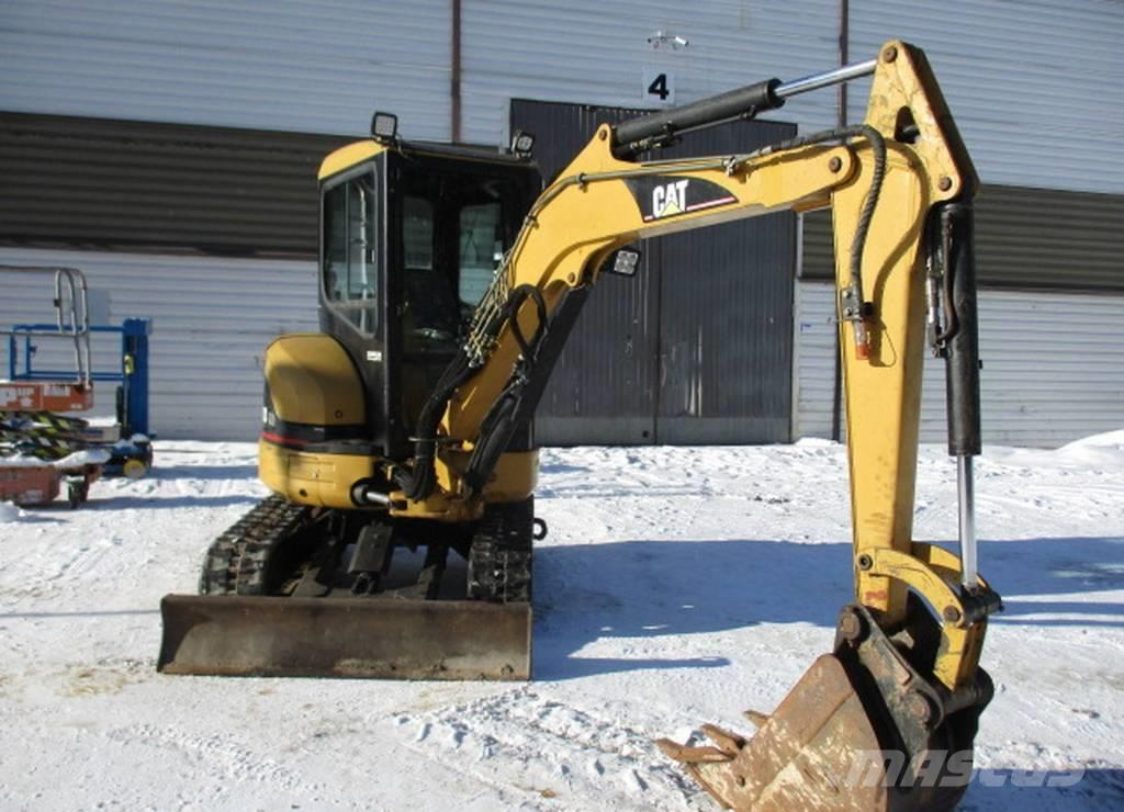 Caterpillar 303 CR minikaivinkone (Q01)