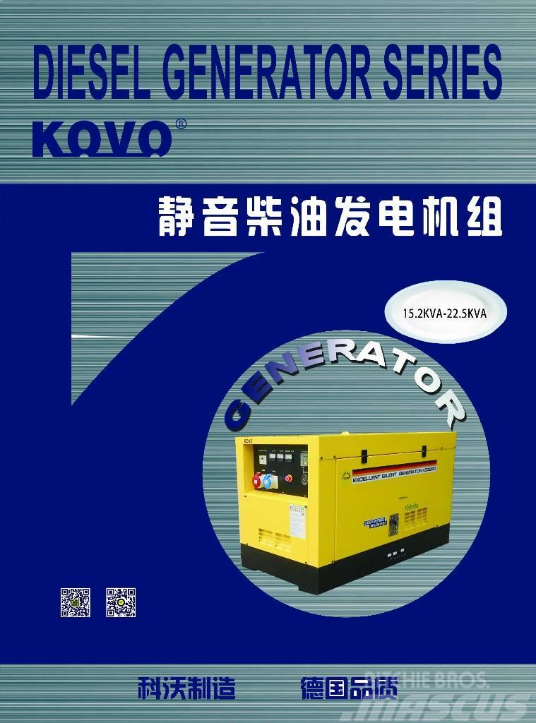 Kubota diesel generator kdg3220