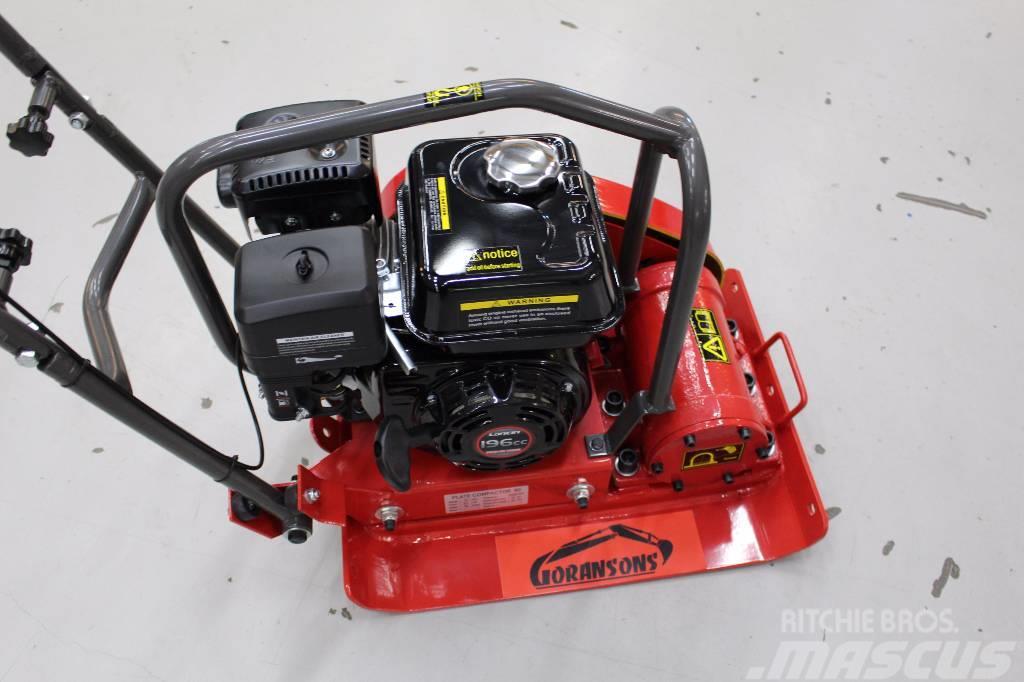 [Other] Markvibrator Ny modell 70kg Bensin