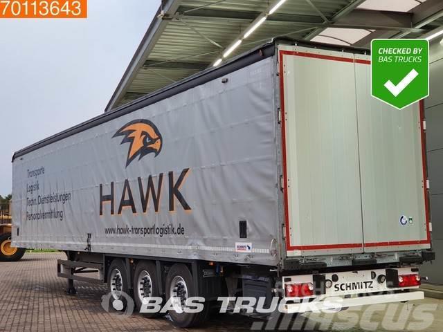 Schmitz Cargobull SCB*S3T Speedcurtain Liftachse Safetyroof