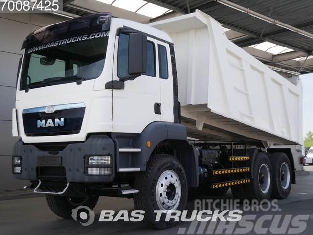 MAN TGS 40 400 M 6X4 Manual Big-Axle SteelSuspension E