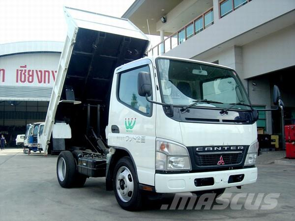 mitsubishi canter occasion camion benne mitsubishi. Black Bedroom Furniture Sets. Home Design Ideas
