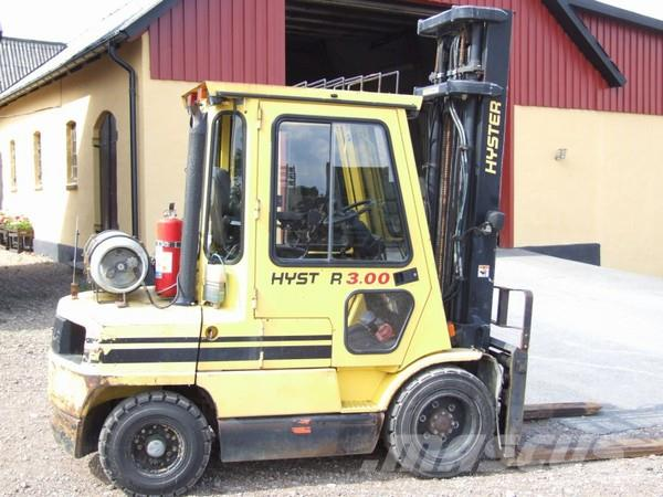 Hyster 3,0