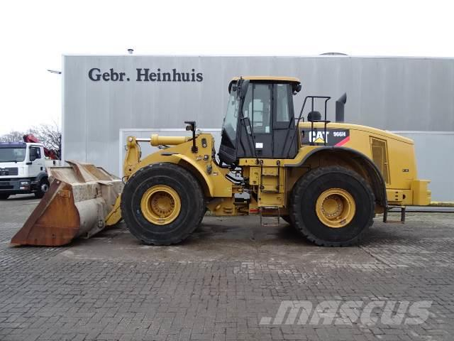 Caterpillar 966 H German Machine! ID NR 62