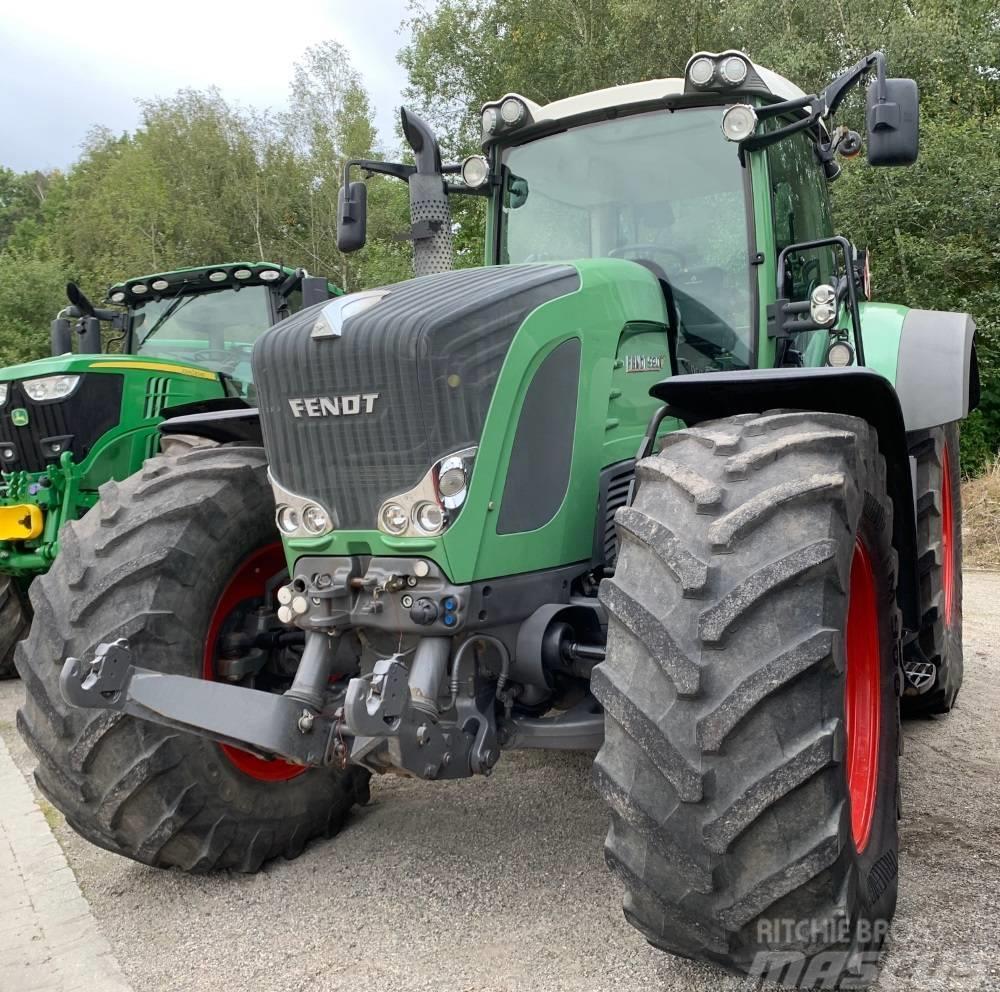 Fendt 930 Vario Profi  mit RTK-Fahrsystem
