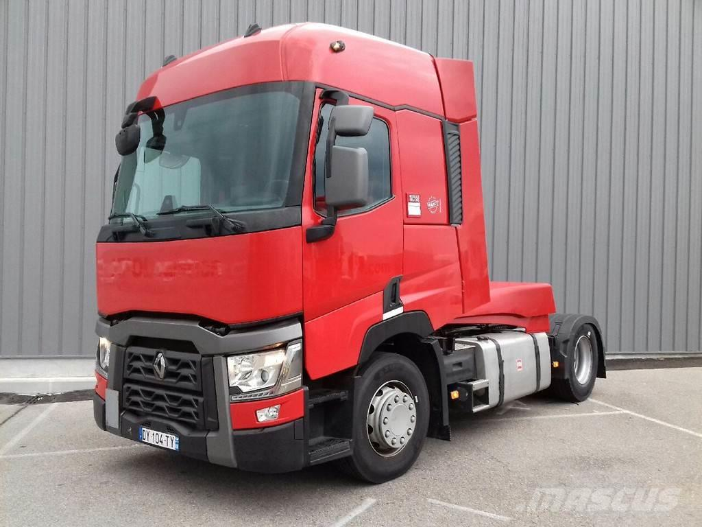 Renault T 460 11L 2016 NIGHT & DAY RENAULT TRUCKS
