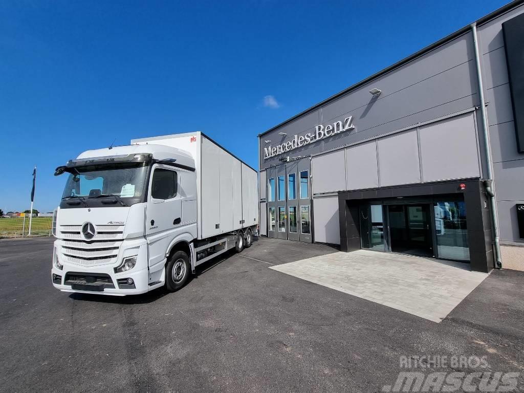 Mercedes-Benz Actros V 2553 L FJÄRRBIL