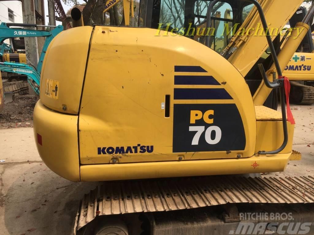 Komatsu PC70-8