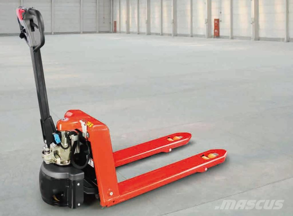 EP EPT20-15EHJ - Hand pallet truck, Year of manufacture: 2018