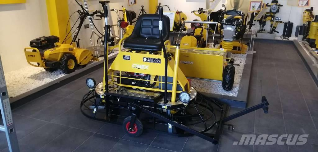 [Other] Ride On Power Trowel CIMEX DPT1500
