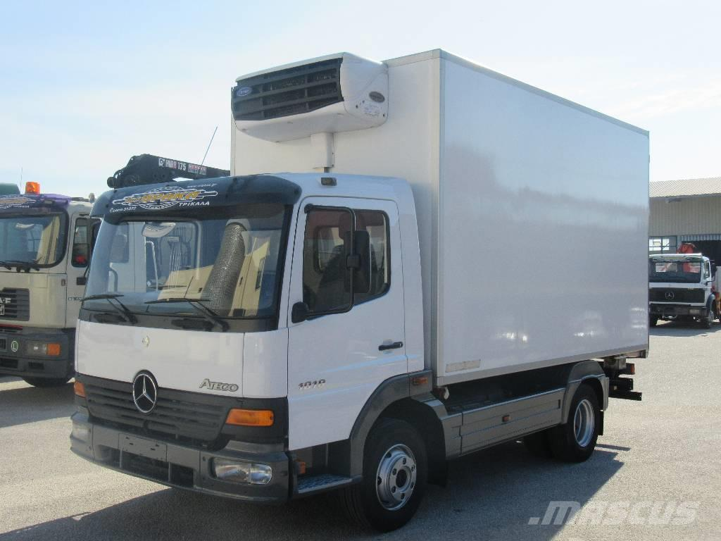 mercedes benz 1018 atego occasion ann e d 39 immatriculation 2001 autre camion mercedes benz. Black Bedroom Furniture Sets. Home Design Ideas