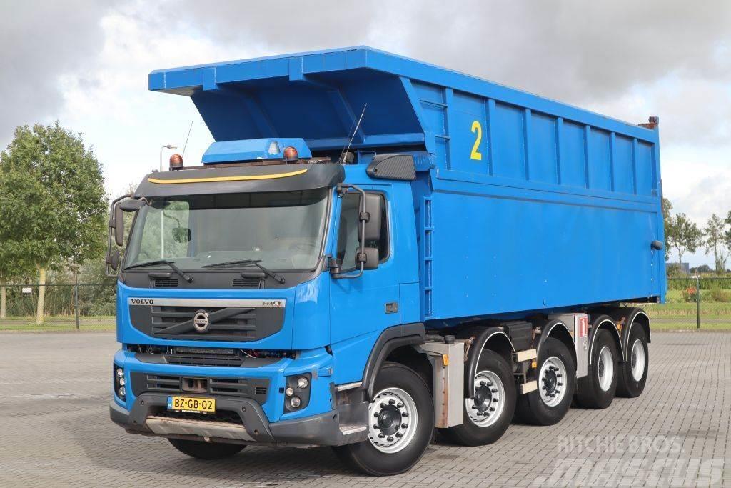 Volvo FMX 420 10X4 8X4 EEV EURO 5 FULL STEEL 46m3