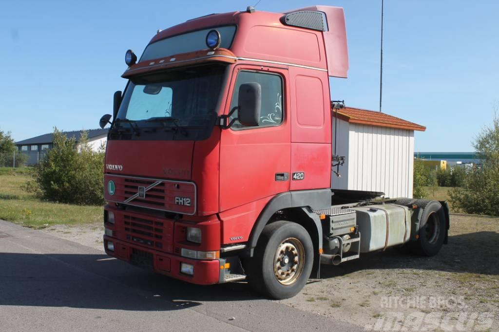 Volvo FH12 4*2