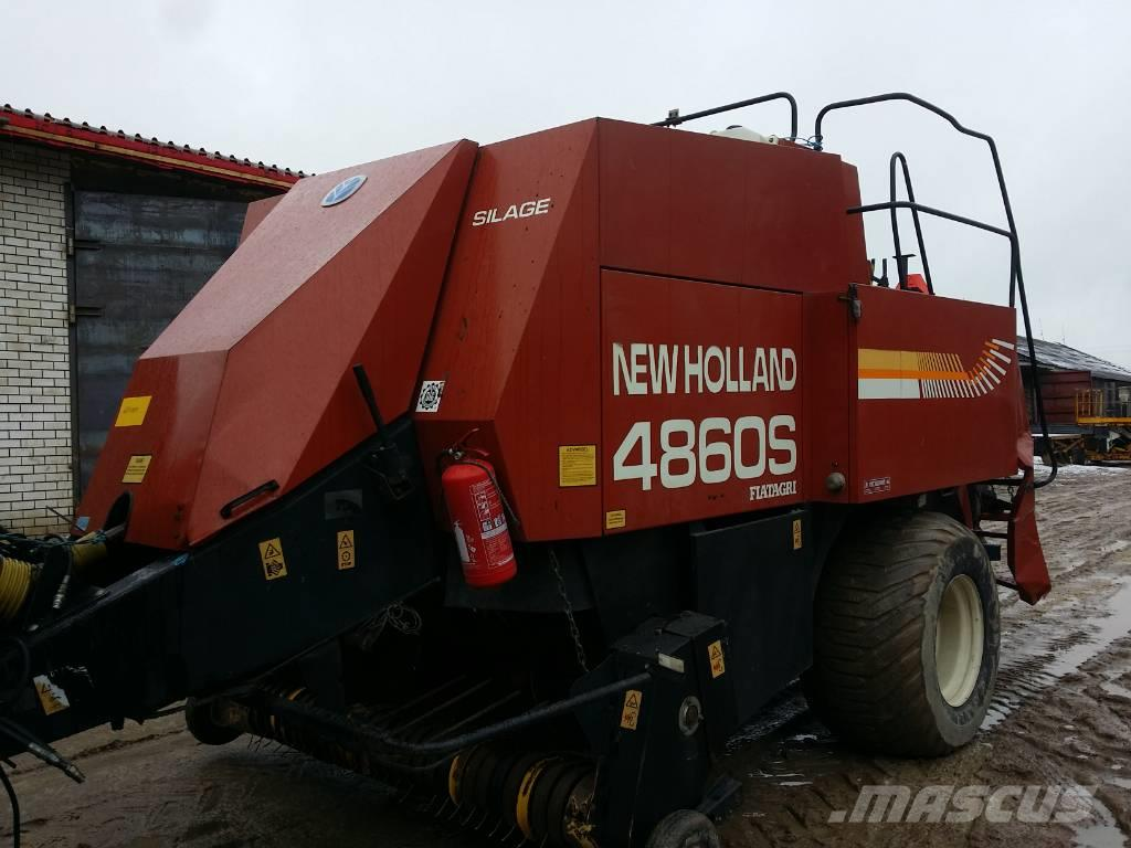 New Holland 4860S