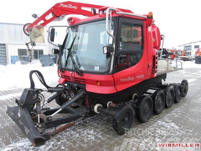 Kässbohrer PB 300 W Kandahar snowcat snowgroomer