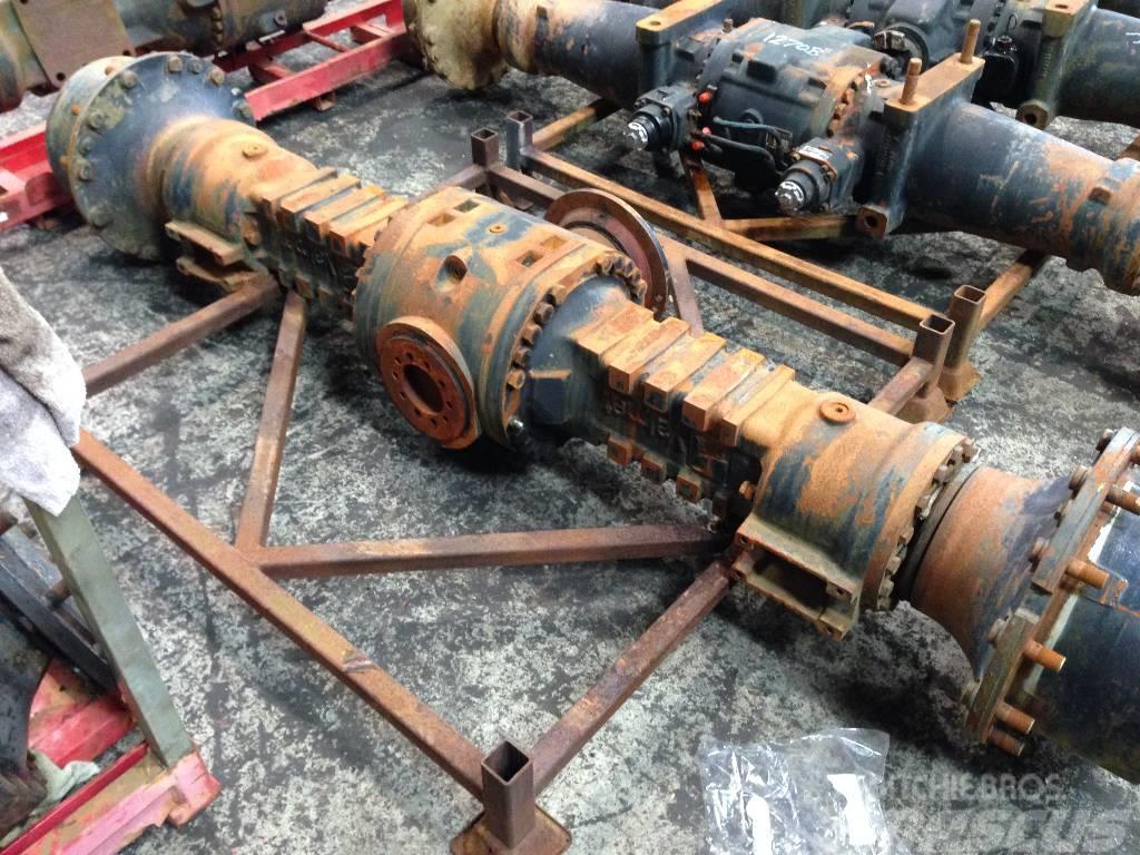 Valmet 911.1 single axle / diff
