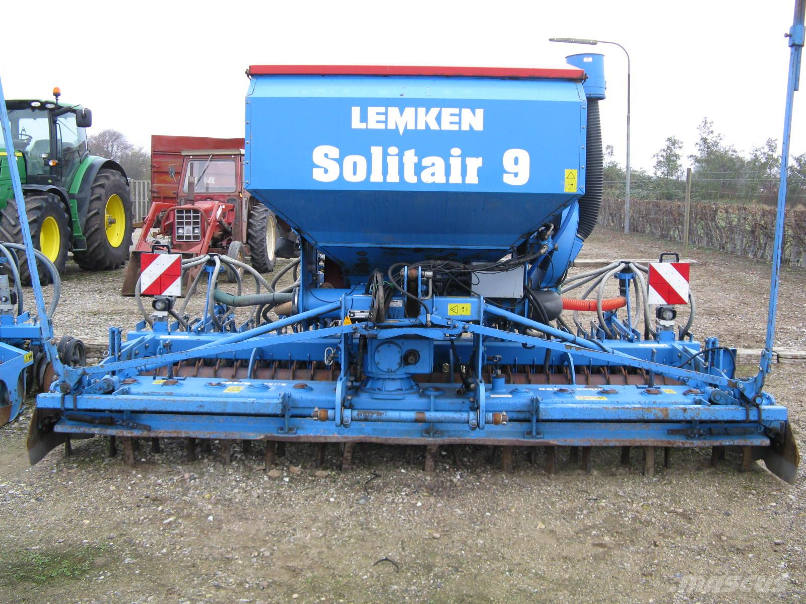 LEMKEN ZIRKON 9/400 OG SOLITAIR 9/400