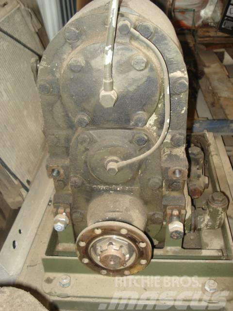 MAN G 300 4x4, 1993, Växellådor