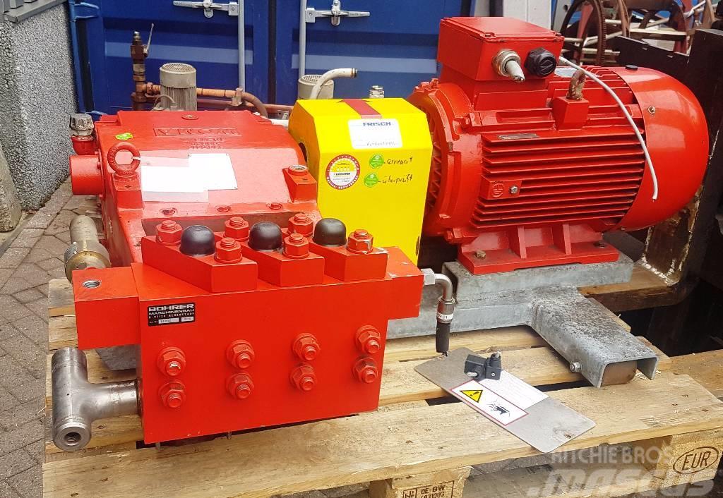 Woma high pressure pump 1002 P35 high pressure uni