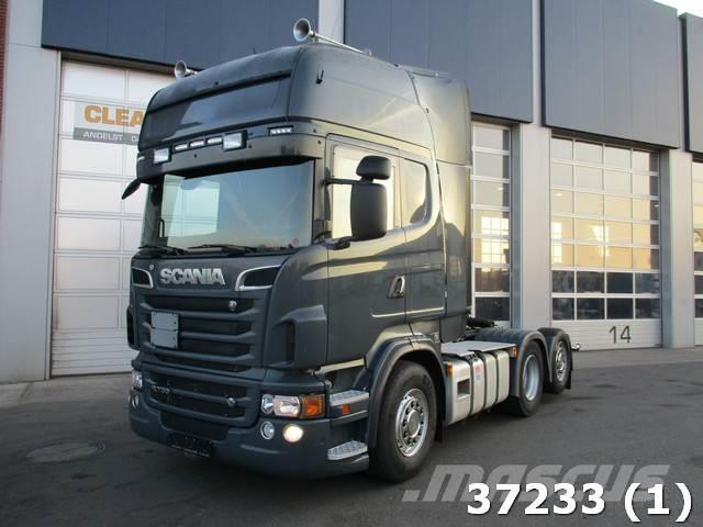 Scania R730 6x2 V8 Euro 5 Retarder