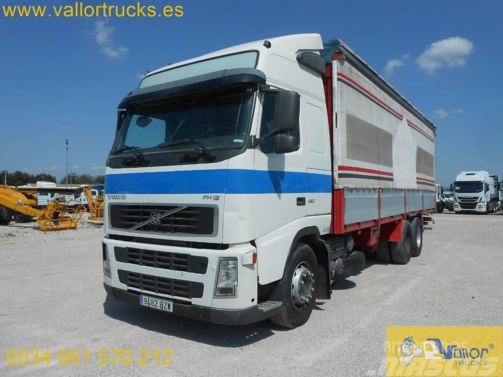 Volvo FH 12-62