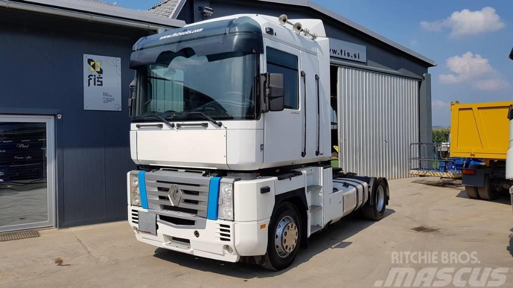 Renault MAGNUM AE440 4x2 tractor unit