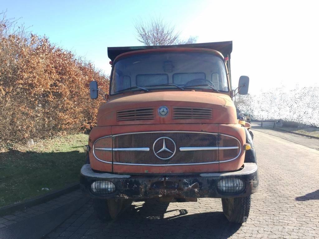mercedes benz lak 2624 6x6 occasion prix 17 500 ann e d 39 immatriculation 1976 camion. Black Bedroom Furniture Sets. Home Design Ideas
