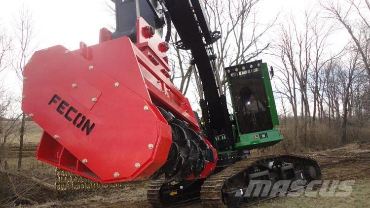 Used Fecon Fmx36 Harvester Heads Year 2019 Price Us