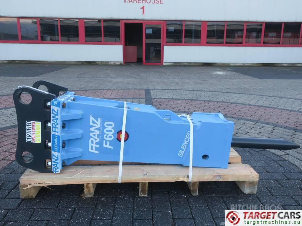 Franz F600 Hydraulic Excavator Breaker Hammer 7~11T NEW