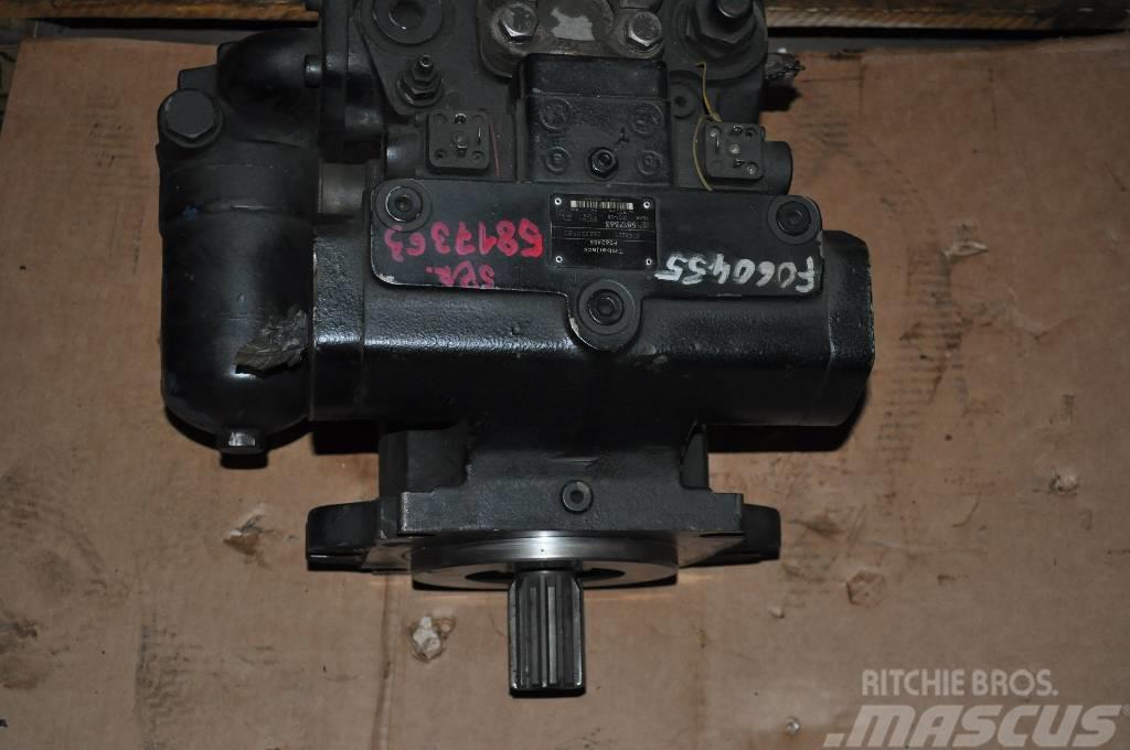 Timberjack 1270C Pompa jazdy F060455