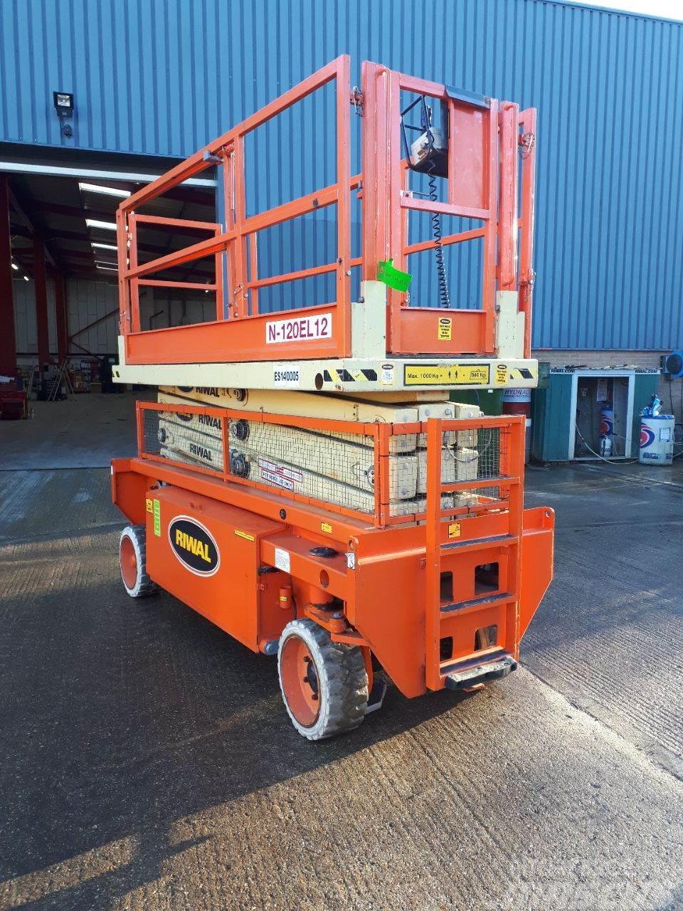Holland Lift N120EL12