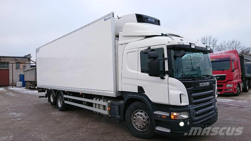 Scania P360DB6X2HNA EURO 5, only 302976 km!!