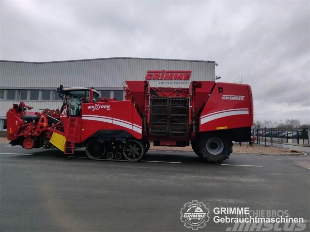 Grimme MAXTRON 620 II