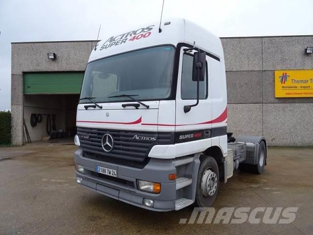 Mercedes-Benz ACTROS 1840 SUPER 400