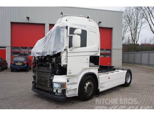 Scania R490 / HIGHLINE / AUTOMATIC / RETARDER / EURO-6 /