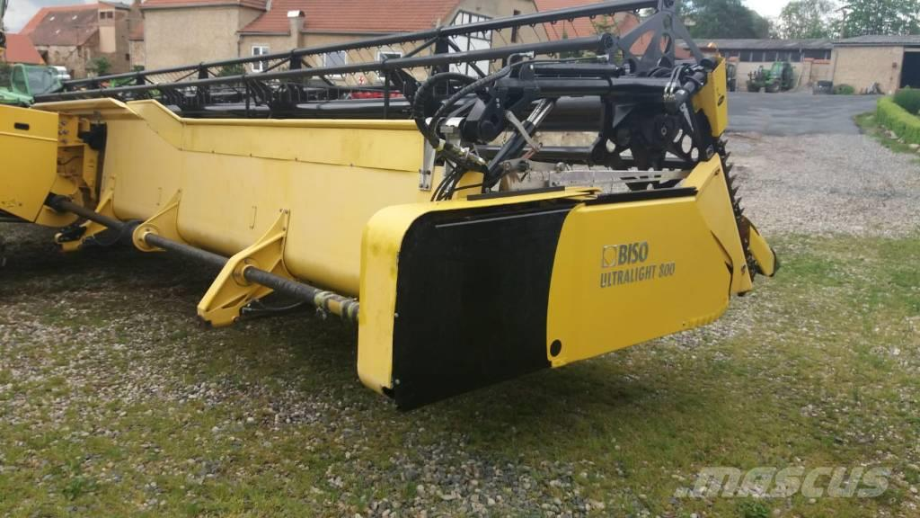 Biso NEW Holland + CASE IH Biso Ultra Light  1200 , DEM