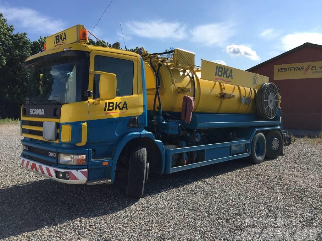 Scania 124 G 360