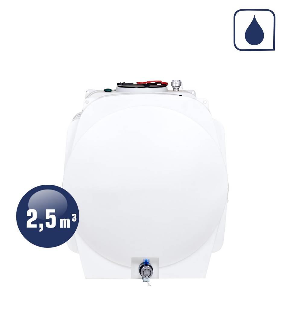 Swimer Tank Water 2500 Fujp Basic Jednopłaszczowy