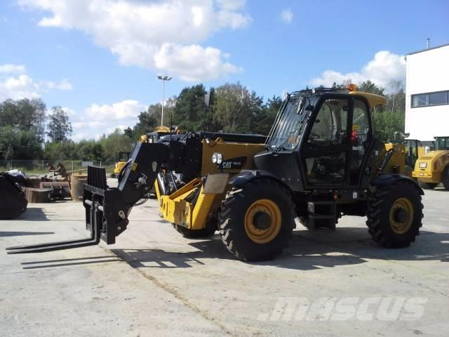Caterpillar TH417 C