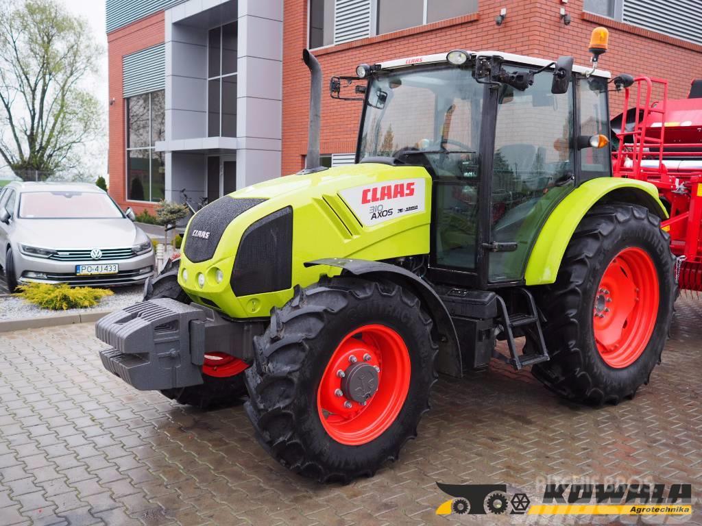 CLAAS Axos 310 CX