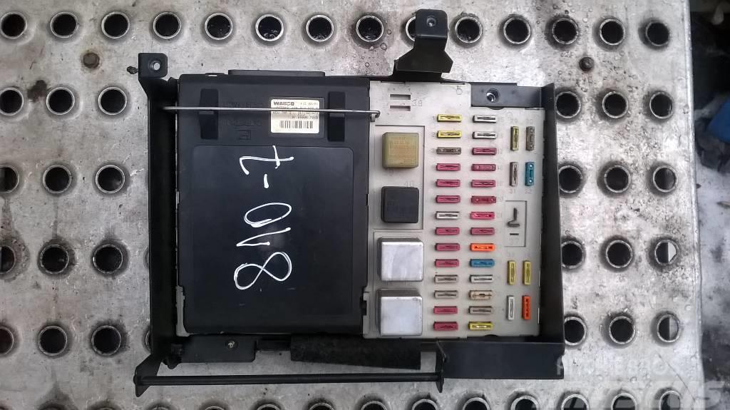 MAN TG460A fuse block