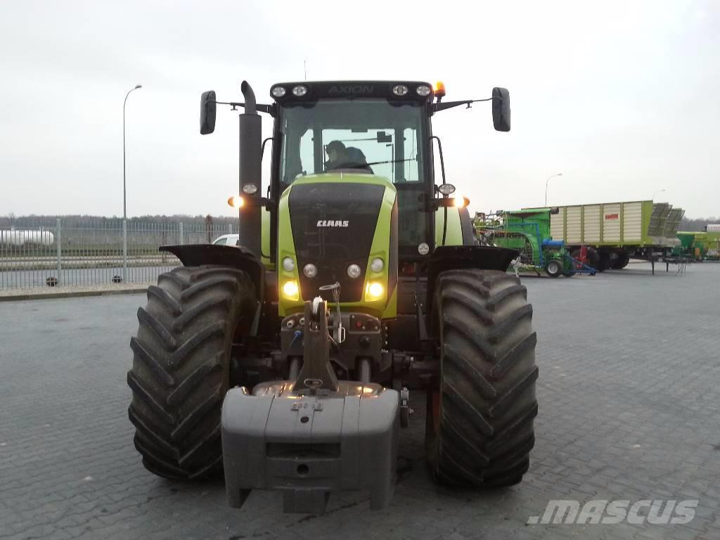 CLAAS Axion 840, 2012, Tractors