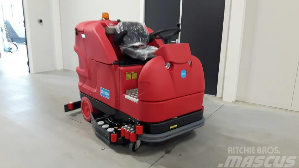 Meijer SR 1200 Schrobmachine