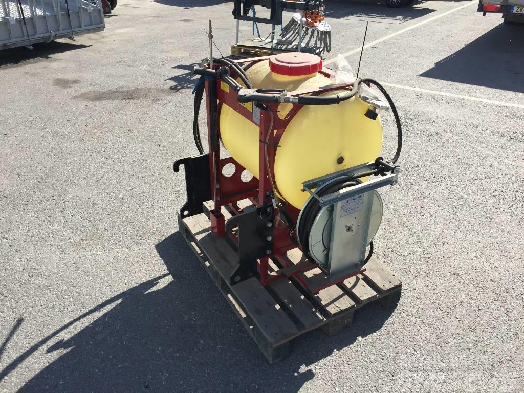 [Other] K-Vagnen Frontmonterad högtryck hydrauldriven 200L