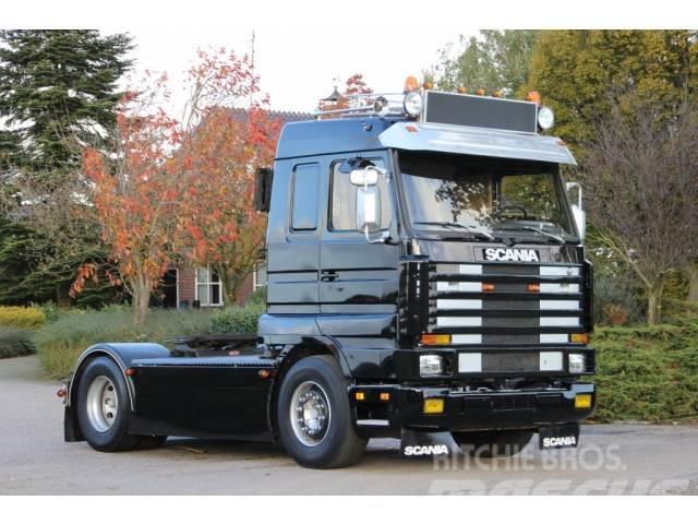 Scania 143m 420 STREAMLINE V8!!