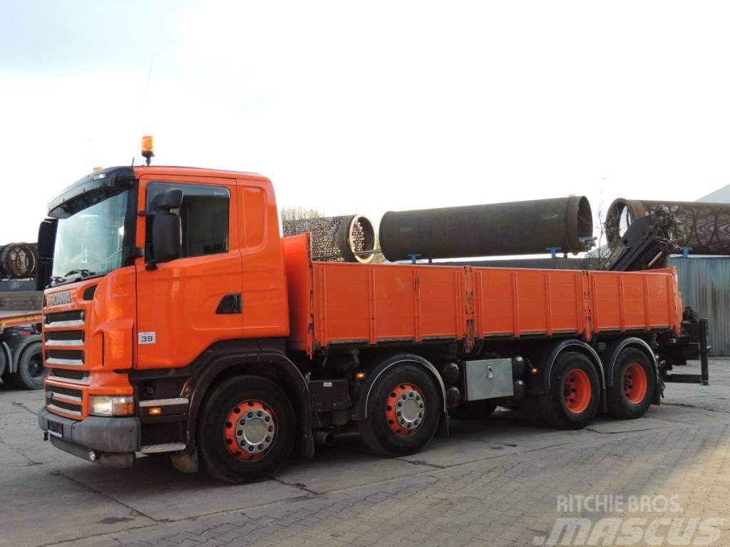 Scania R 420 , Wywrotka, 2006rok , 420KM