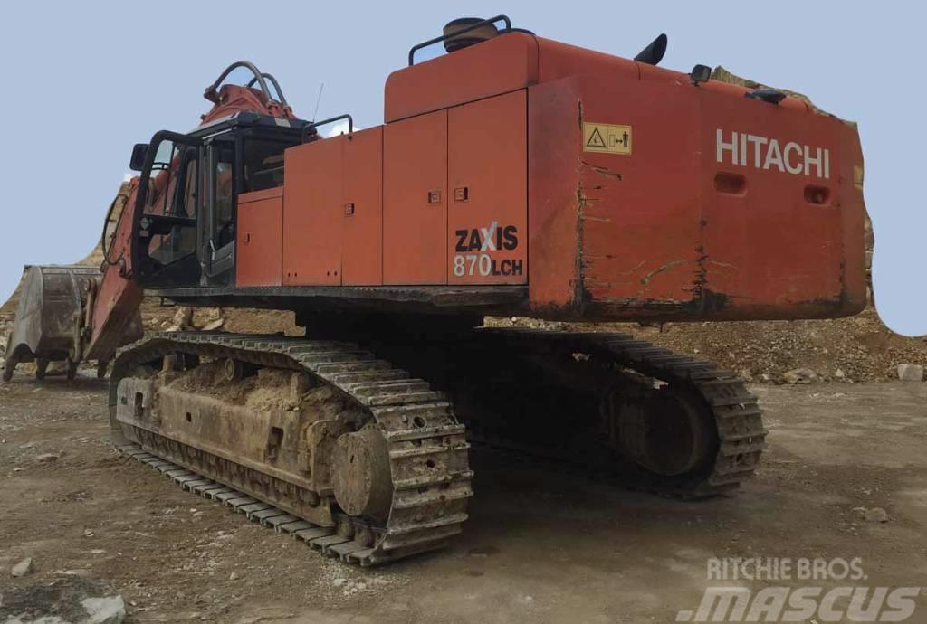 Hitachi ZX 870 LC H-3