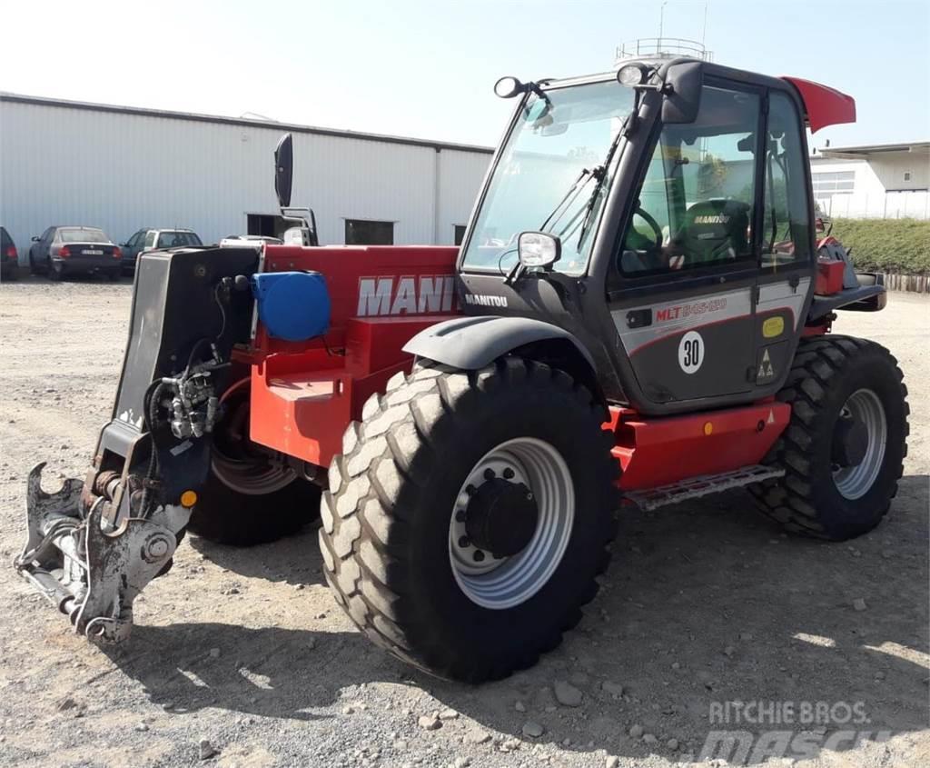 Manitou MLT 845-120
