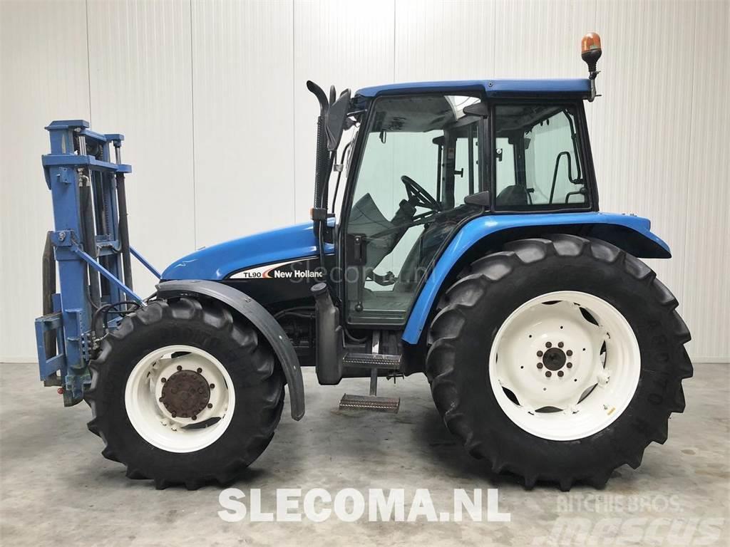 New Holland NH TL90 Hefmast